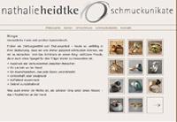 Nathalie Heidtke - Unikatschmuck Hamburg